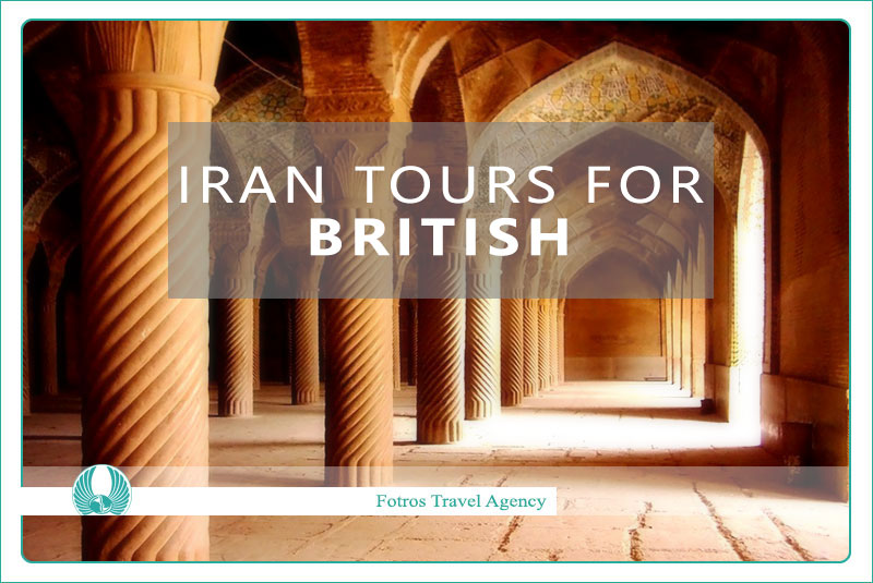 Iran Tours for British