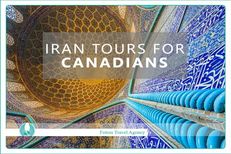 Iran Tours for Canadians