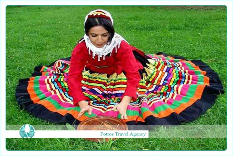 Mazandaran Traditional Clothing