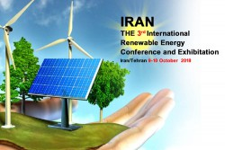 3rd Iranian Renewable Energy Conference