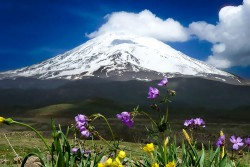 Mount Damavand Tour – North Face