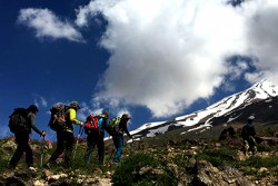Mount Damavand Tour – South Face