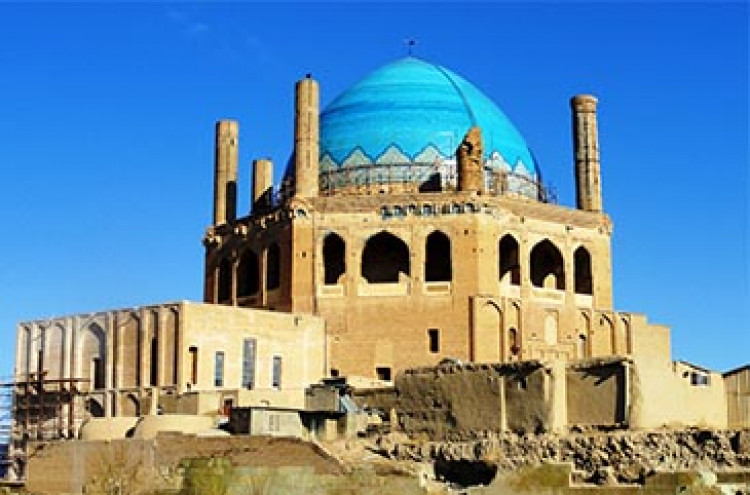 Iran UNESCO Sites Tour